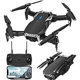 EACHINE E511S GPS Drohne mit Kamera 1080P HD WiFi FPV Live Übertragung , RC Quadrocopter,Follow-Me-Modus,3D Flip,Flugbahn Flug,Faltdrohne für Anfänger,Neuerscheinung(Schwarz)