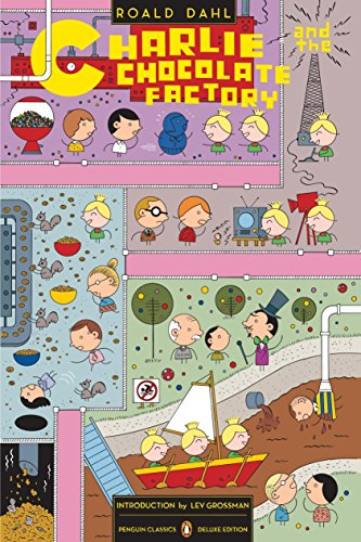 Charlie and the Chocolate Factory (Penguin Classics Deluxe Edition) (Penguin Modern Classics)