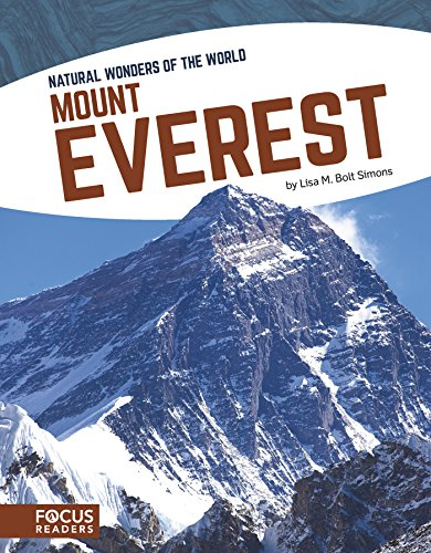 Mount Everest (Focus Readers: Natural Wonders of the World: Navigator Level) - Himalaya-natural Rock