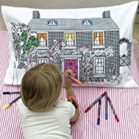 eatsleepdoodle home decorator pillowcase