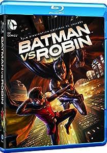 Batman vs Robin [Blu-ray]