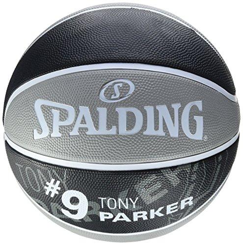 Spalding Nba Player Tony Parker Ballon de basket Multicolore