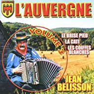 Danses d'Auvergne Vol. III, à l'accordéon (accordion music)