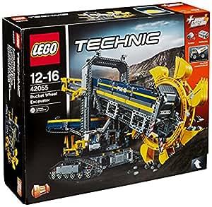 LEGO Technic 42055 Set Costruzioni, Escavatore da Miniera