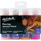 Mont Marte Pour Paint Set PMPP4002