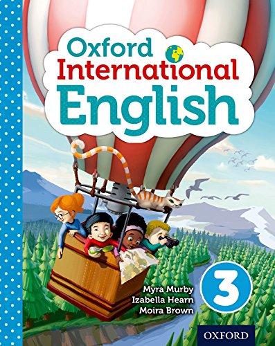Oxford International Primary English Student Book 3 por Izabella Hearn