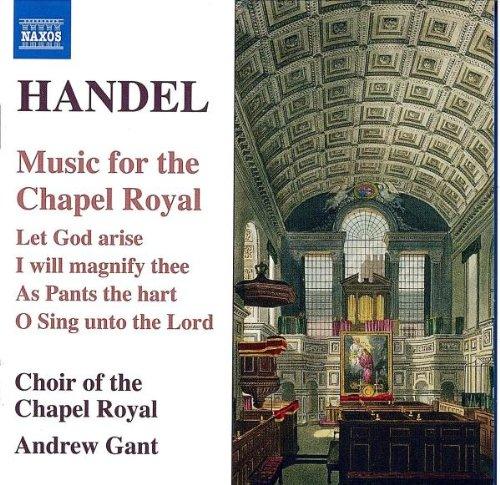 Preisvergleich Produktbild Music for the Chapel Royal