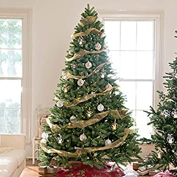 Balsam Fir Artificial Christmas Tree 6ft / 180cm: Amazon.co.uk ...