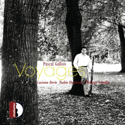 Pascal Gallois: Voyages (Berio, Hosokawa, Schoeller)