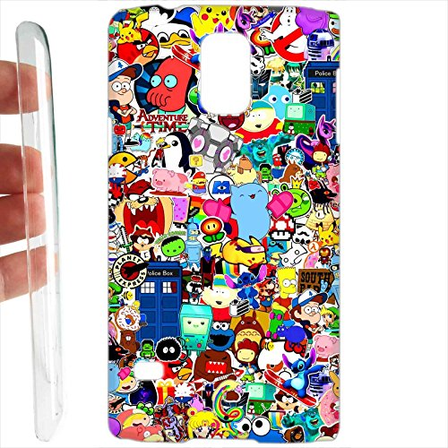 Tuttoinunclick Custodia Cover Rigida per Samsung Galaxy s5 g900-560 Cartoon