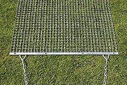 fischnetz Eigenmarke Zugnetz 10m x 2m #10mm Schleppnetz Koi