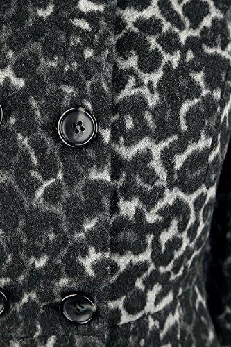 Vive Maria Sweet Leo Girl-Mantel schwarz Mehrfarbig