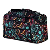 Olympia Sports Duffel Luggage (25 Inch, Printed)