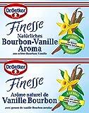 Dr. Oetker Finesse Nat. Bourbon-Vanille Aroma, (2 x 5 g)