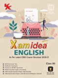 Xam Idea English - Class 12 - CBSE (2020-21)