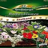 SB Balkonblumen hängende Misch QLB Premium Saatgut Blumen einjährig