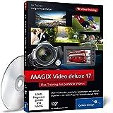 MAGIX Video deluxe 17 - Das umfassende Training