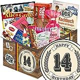 Süssigkeiten Geschenkset DDR | Geschenk Box