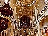 CALVENDO Puzzle Wittenberg, Schlosskirche 1000 Teile Lege-Grösse 64 x 48 cm Foto-Puzzle Bild Von Michael Jork Frank