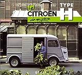 La Citroën type HY de mon père