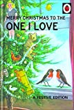Ladybird Books for Grown Ups LAX01 One I Love Christmas Card