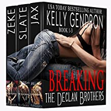Breaking The Declan Brothers: Complete Romance Series (Book 1-3)