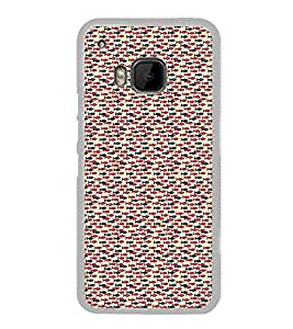 ifasho Designer Back Case Cover for HTC One M9 :: HTC One M9S :: HTC M9 (Kmart Bank Of America Www.Hotmail.Com)