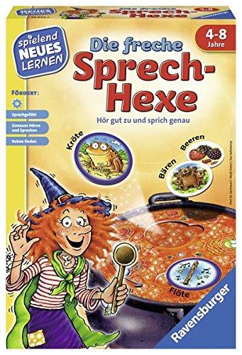 Die Freche Sprech-Hexe: Hör Gut zu und Sprich ()
