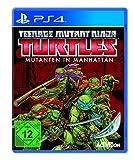 Teenage Mutant Ninja Turtles: Mutanten in Manhattan - [PlayStation 4]