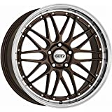 DOTZ REVVO BRON POL LP 5X114.3 ET48 HB71.6 REVVO BRONZE POLISHED LIP