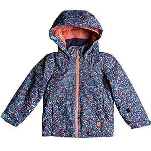 Roxy Mädchen Mini Jetty JK Snow Jacket