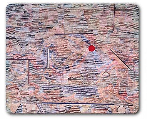 1art1 89375 Paul Klee - Das Licht und Etliches, 1931 Mauspad 23 x 19 cm
