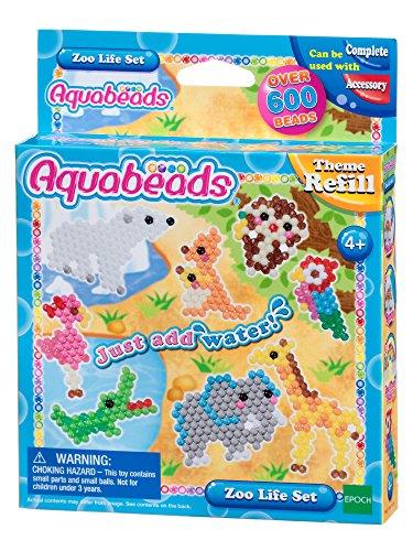 Aquabeads 31078 Zootier BastelSet