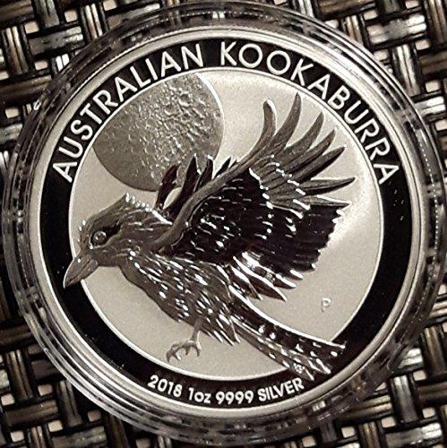 Gebraucht, Kookaburra 2018 Silbermünze Silber Münze 1 Unze 1 oz gebraucht kaufen  Wird an jeden Ort in Deutschland