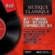 "Witt: ""Symphonie Iéna"" - Beethoven: Symphonies Nos. 1 & 9 (Mono Version)"