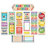 Creative Teaching Press Upcycle Style Behavior Clip Chart Mini Bulletin Board (1757)