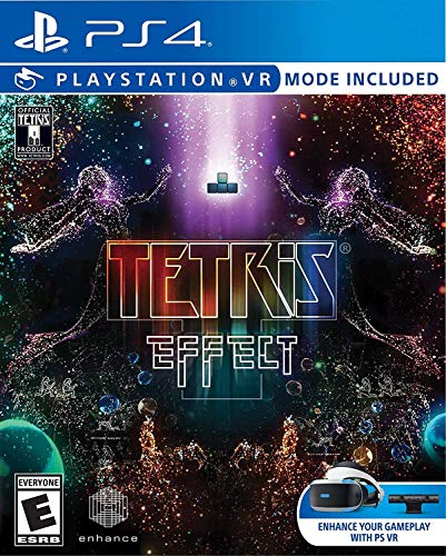 Tetris Effect for PlayStation 4 [USA]