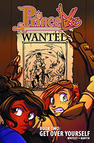 Princeless Volume 2: Get Over Yourself por Jeremy Whitley