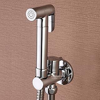 HCP All copper bidet/Toilet pressurized sprinkler gun suit/Small handheld shower bidet-B