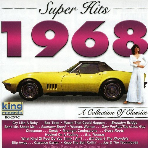 Preisvergleich Produktbild Super Hits 1968