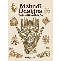 Mehndi Designs: Traditional Henna Body