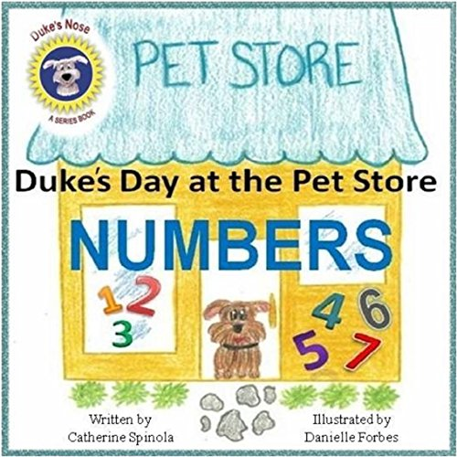 ebook: Dukes Day at the Pet Store Numbers (B00WXS4JF4)