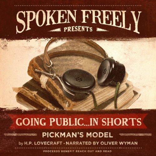 Pickman's Model  Audiolibri