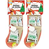Good Girl Christmas Stockings For Cats x 2 Bulk Buy, Save Money.