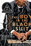 The Boy in the Black Suit by Jason Reynolds front cover