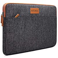 "kizuna Laptop Sleeve 11 Inch Water-Resistant Computer Case Carrying Bag for 12.9"" iPad Pro 2020/13"" Surface Pro X/12.3"" Microsoft Surface Pro 7 6/Dell XPS 13.4 2020/Dell 2in1 7390/Huawei MateBook 13"