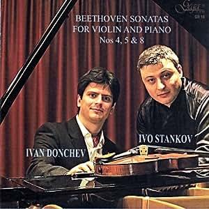Beethoven:Sonatas for Violin &