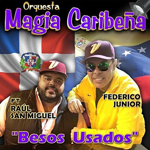 Besos Usados (feat. Raul San Miguel) - Magia Caribeña