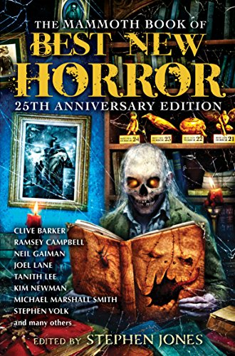 The Mammoth Book of Best New Horror 25 (Mammoth Books)