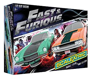 Scalextric C1309 Fast & Furious 1:32 Scale Race Set